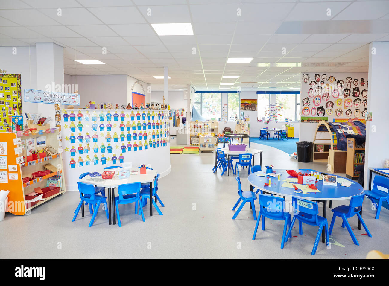 Opening Of A New Extension At Ashbury Meadow Primary