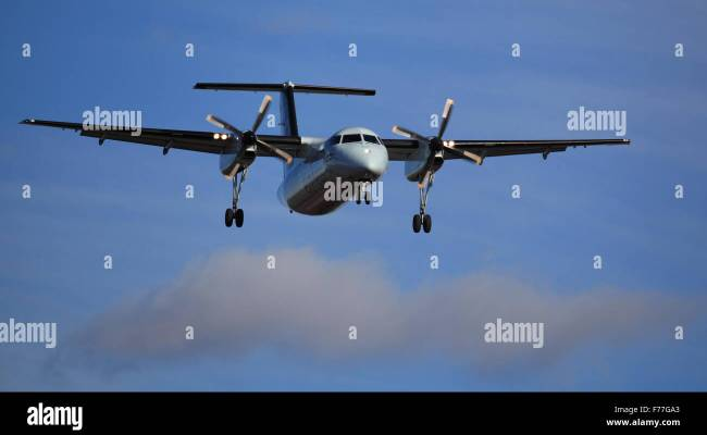 Bombardier Dehavilland Dhc 8 C Fgrc Air Canada Express On