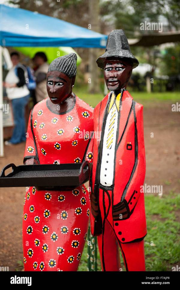Traditional African Arts And Crafts