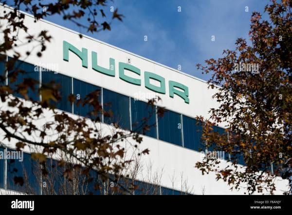Nucor Berkeley South Carolina - Year of Clean Water