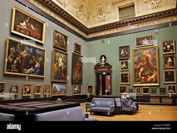 Of Halls In Art History Museum