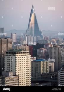Pyongyang Hotel Stock &