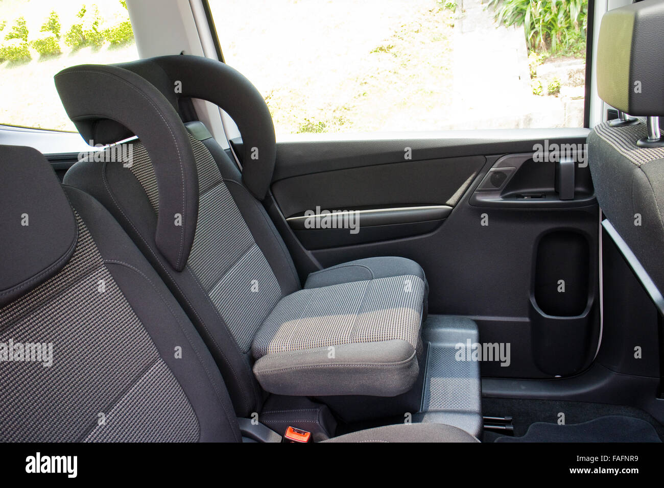 Baby Seat Car Test