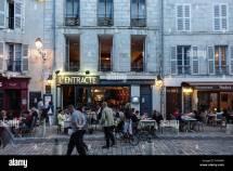 La Rochelle France Stock &