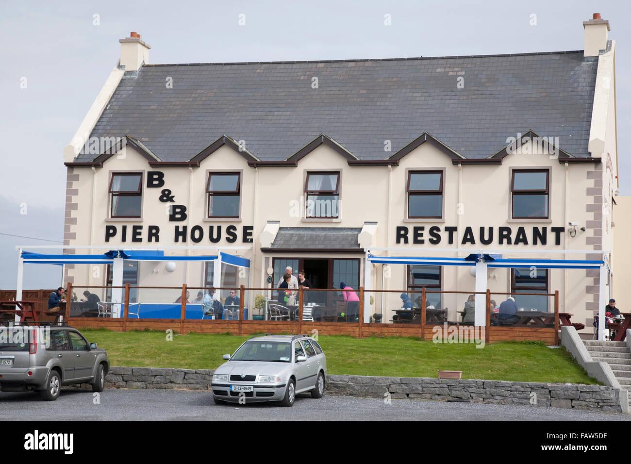 Pier House Pub Bar And Restaurant Kilronan Inishmore