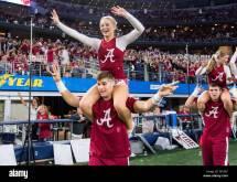 2015 Alabama State Cheerleaders