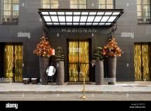 Entrance Of Hotel Marignan Rue De Paris 5