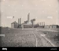 The Colebrook Furnace, Lebanon, Pennsylvania. Foundry ...