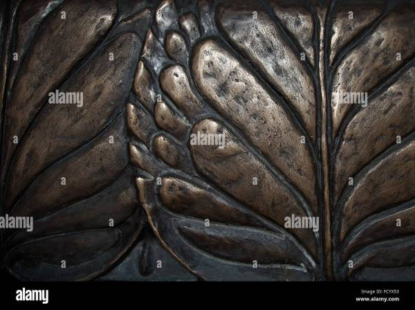 Bronze Foliage Stock &