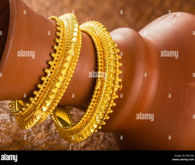 Gold Jewelry Gold Bangles Indian Jewelry Design Indian Contemporary Gold Jewelry Golden