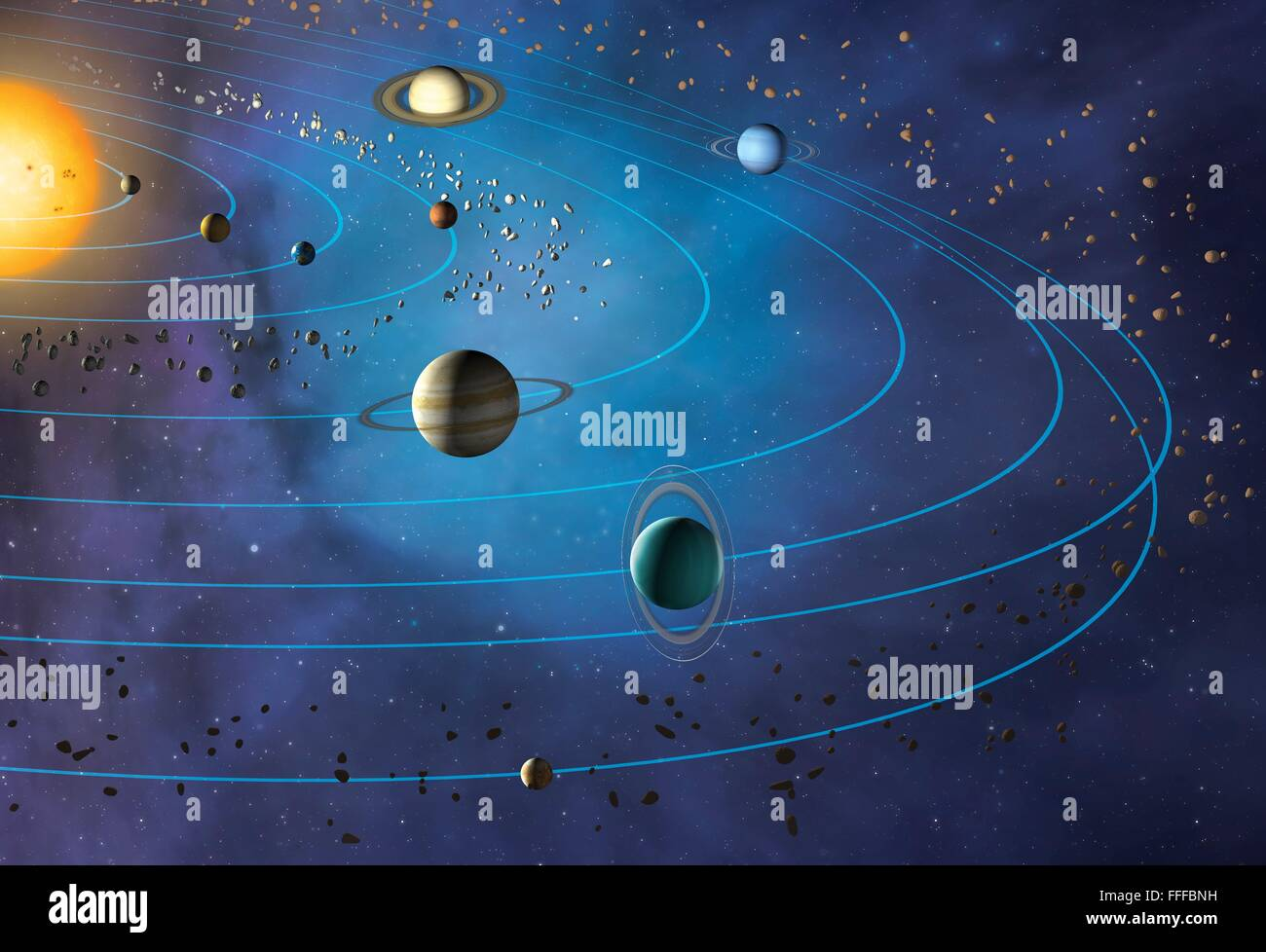 Planets Eight Picture Solar