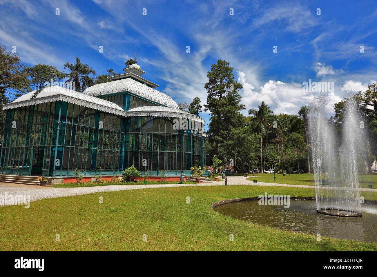 Petropolis A Town In The State Rio De Janeiro Brazil The