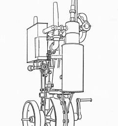 nwilhelm maybach s v twin engine designed in 1889 for daimler motor vehicles  [ 850 x 1390 Pixel ]