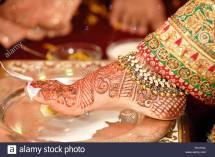 Wedding Feet Washing