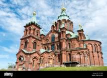 Uspenski Orthodox Cathedral Uspenskin Katedraali