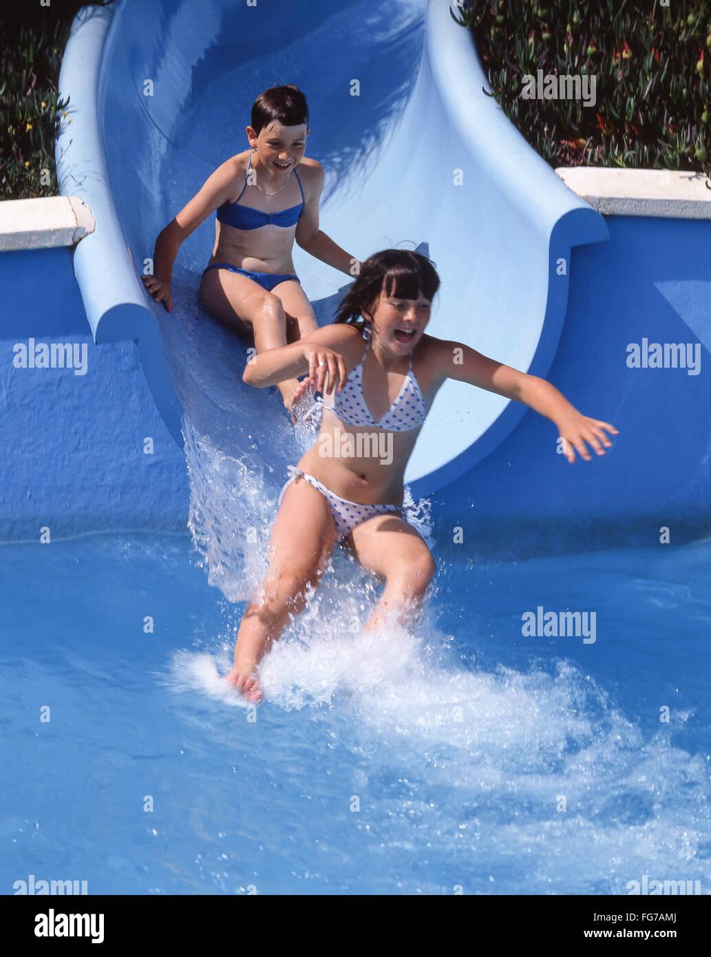 Girls Water Parks Oops-2415