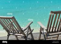 tropical beach chairs Stock Photo, Royalty Free Image ...