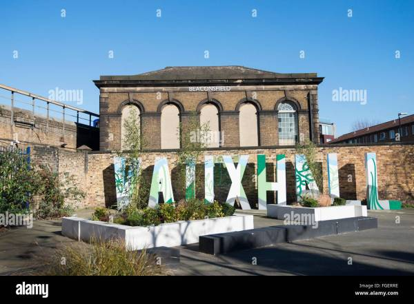 Vauxhall Sign Stock &