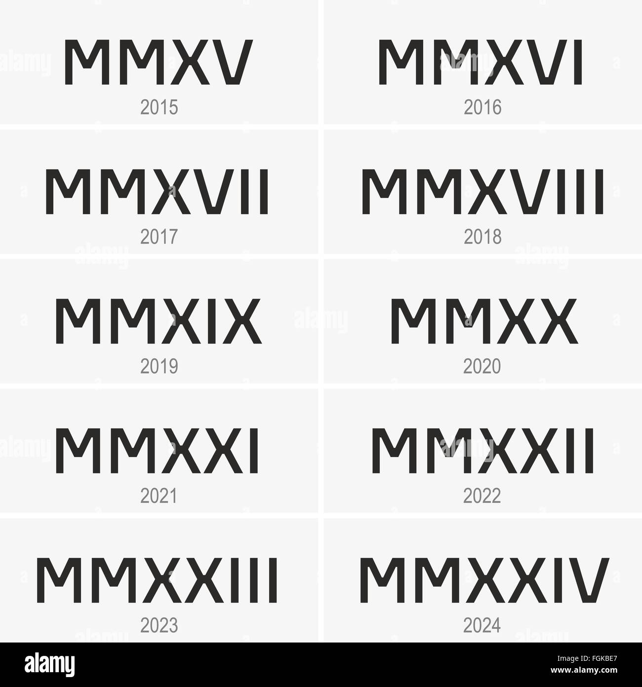 Roman Numerals Worksheet Year 5