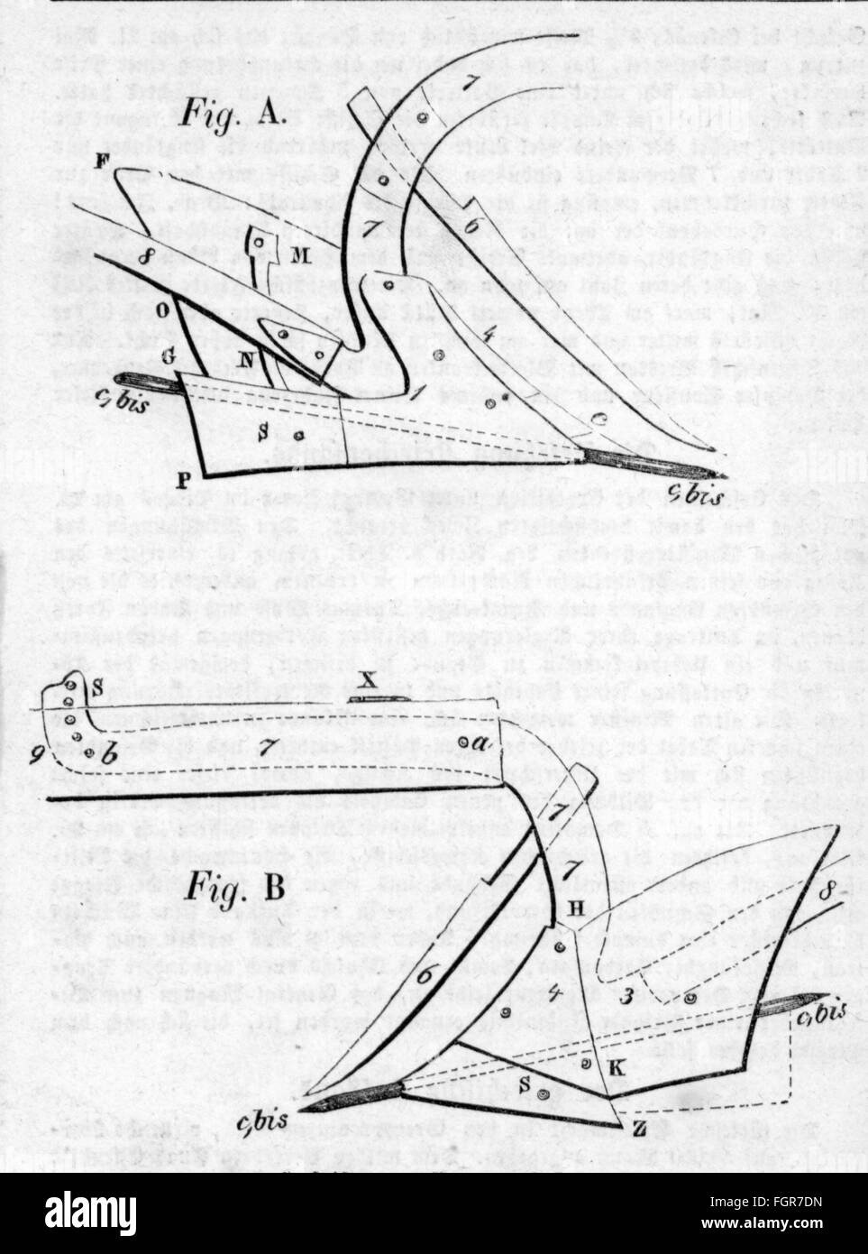 hight resolution of agriculture devices plough cast iron plough of laferre schematic drawing