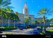 Biltmore Hotel Coral Gables Miami Florida Usa