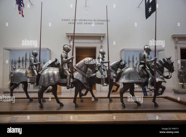Medieval Knights; Arms And Armor Metropolitan