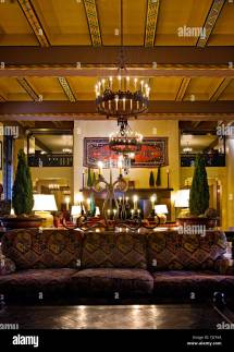 Ahwahnee Hotel Stock &