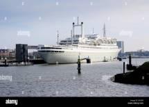 Steam Ship Rotterdam Stock &