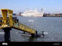 Hotel Ship Ss Rotterdam Ocean Liner & Cruise