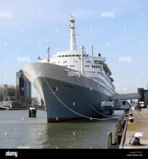 Ocean Liner SS Rotterdam
