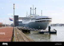 Hotel Ship . Rotterdam Ocean Liner And Cruise