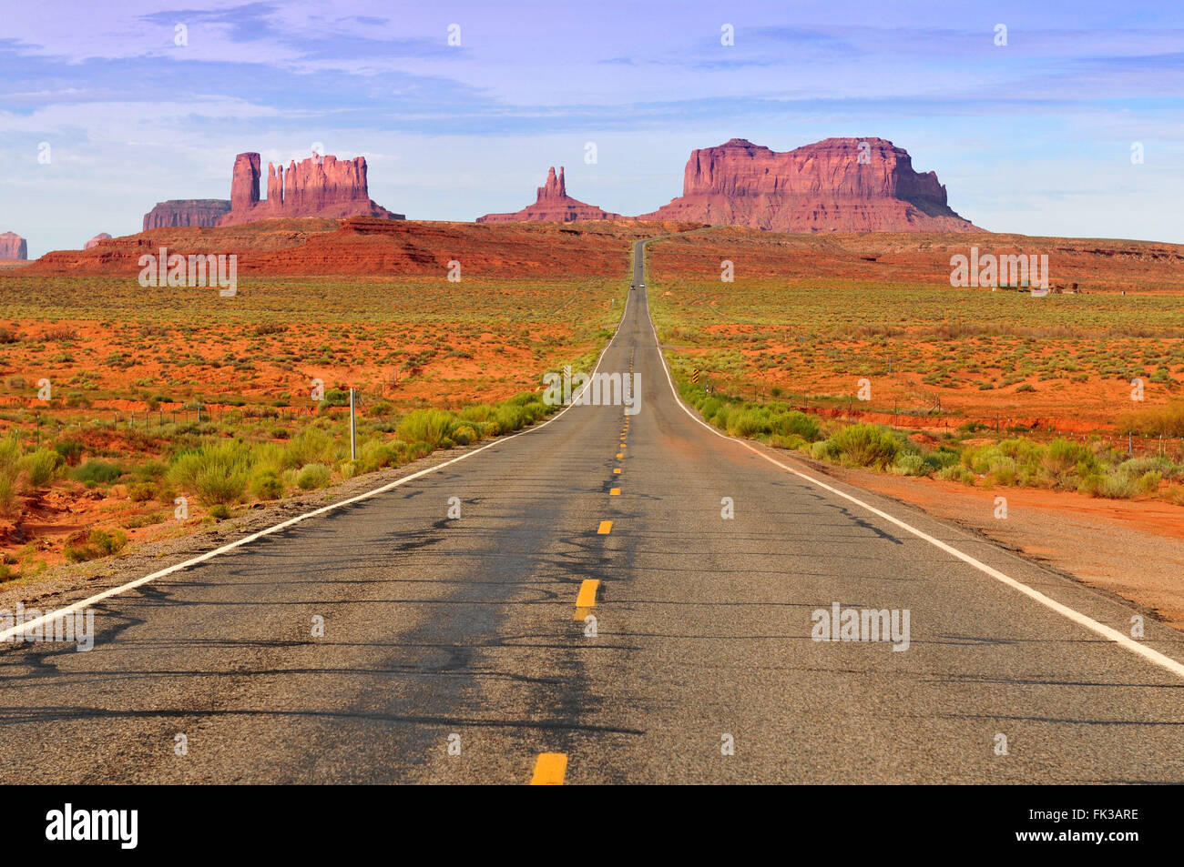 Forrest Gump Quotes Wallpaper Famous Road In Monument Valley Arizona Usa A Quot Forrest