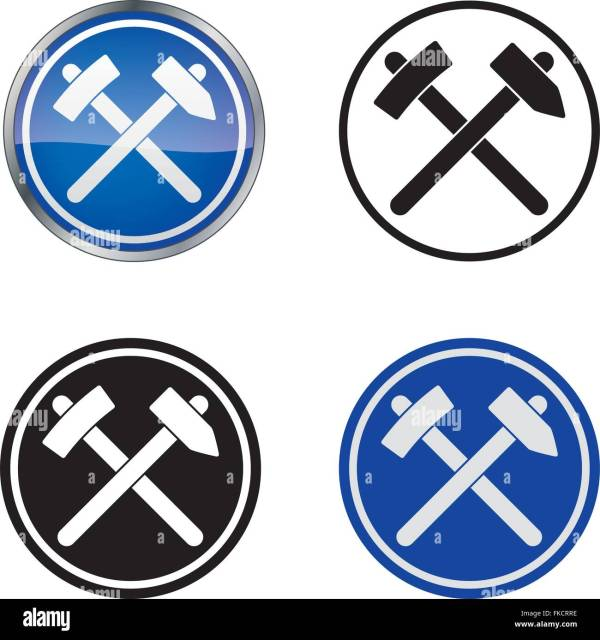 Miners Symbol Stock Photos Miners Symbol Stock Images