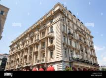 Hotel Pera Palace Istanbul Turkey