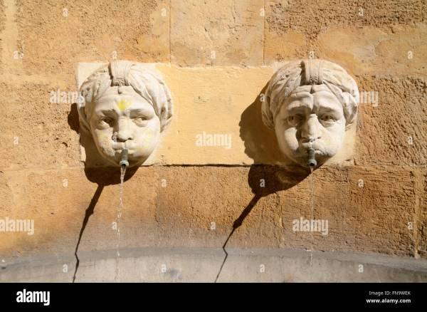 Wall Fountain Stock &