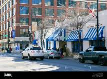 Greektown Chicago Illinois. Greek Islands And Pegasus