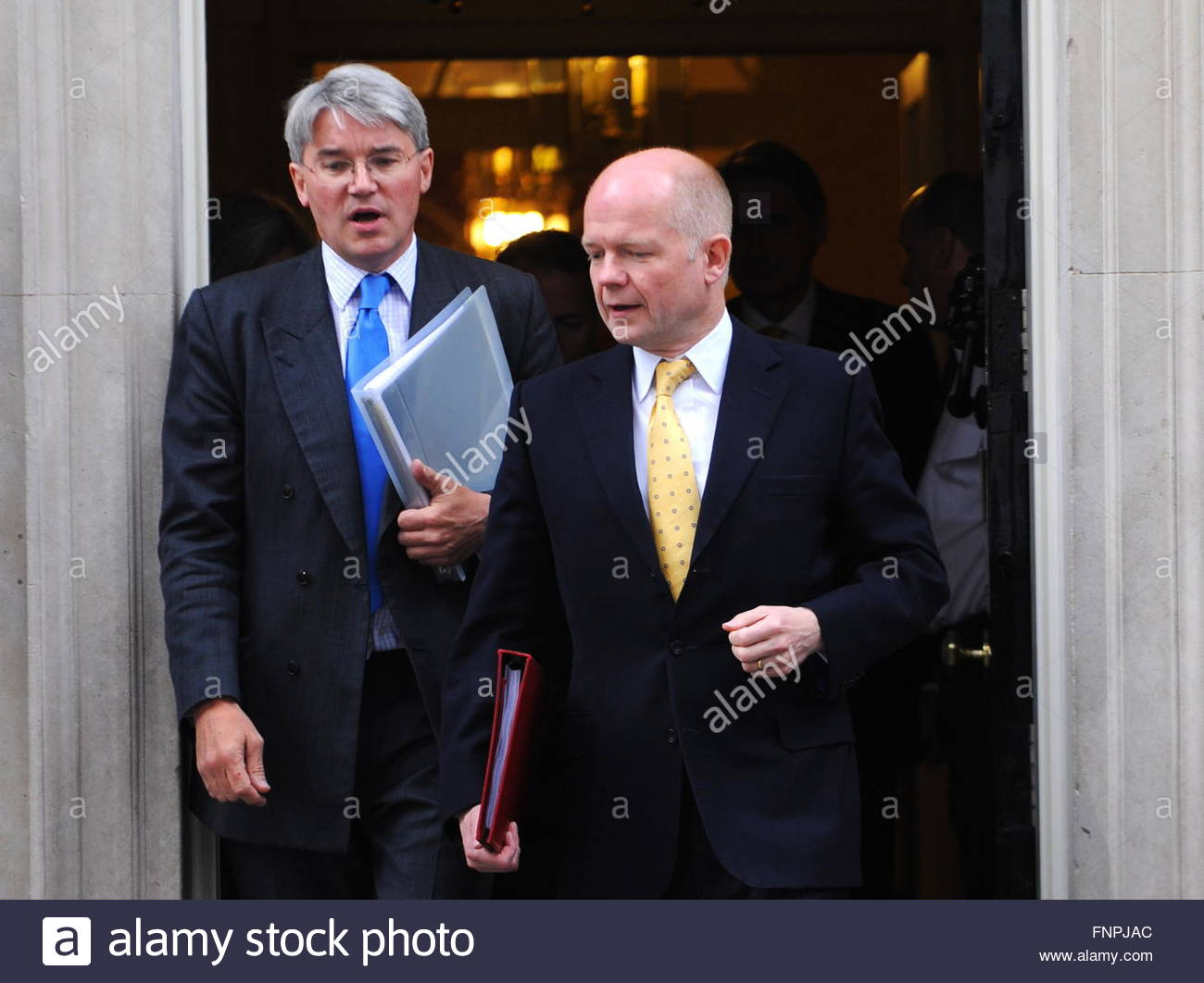 Image result for andrew mitchell and hague