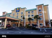 Florida Fl Orlando Kissimmee Comfort Stock