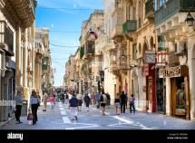 Old Town Valletta Malta