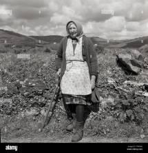 Irish Country Woman