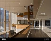 Mezzanine. Ivey Business School London Canada. Architect