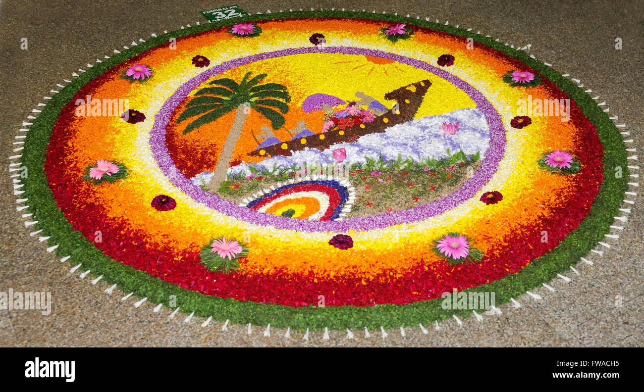 Small Flower Carpet Designs