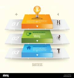 vector light bulb infographic template for lamp diagram graph presentation chart business startup idea concept with 3 optio [ 1300 x 1390 Pixel ]