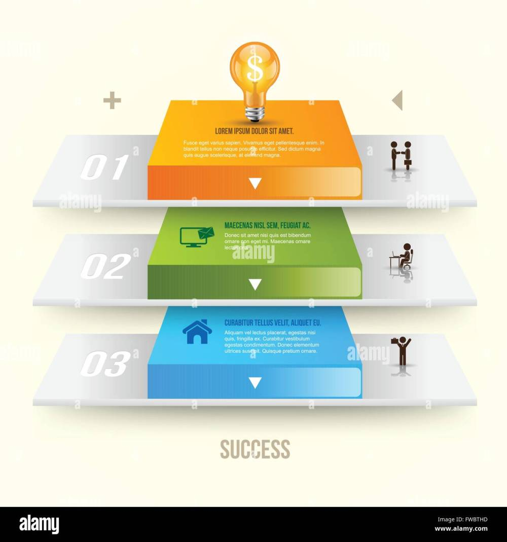 medium resolution of vector light bulb infographic template for lamp diagram graph presentation chart business startup idea concept with 3 optio