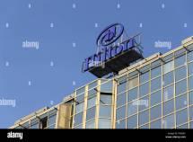 Hilton Hotel Logo Sign Stock &