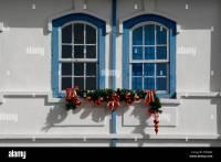Christmas Window Decorations Stock Photos & Christmas ...