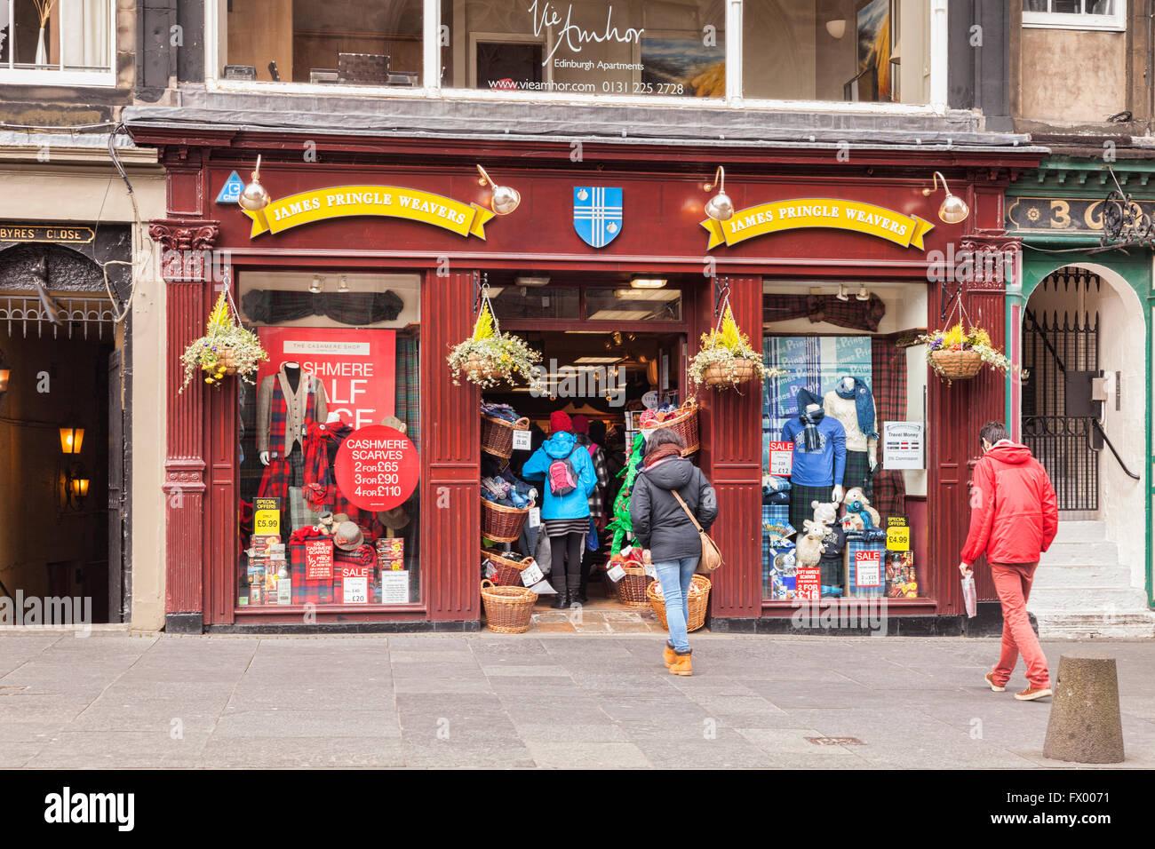 Cashmere Scarves Edinburgh