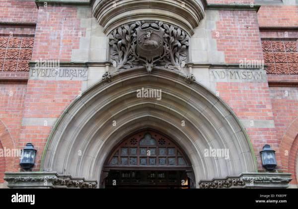 Victorian Gothic Architecture Stock &