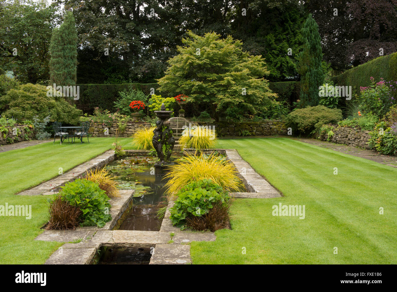 Garden Pond Design West Yorkshire