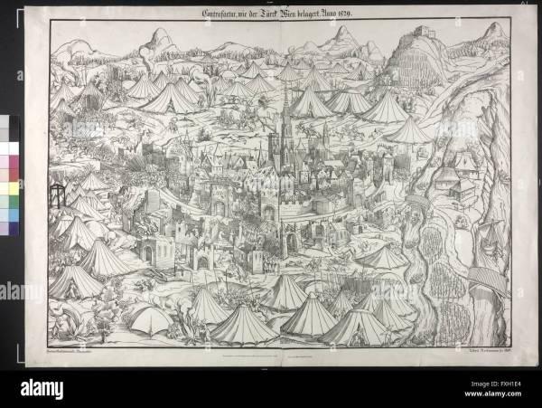 Map Europe 16th Century Stock Imgurl